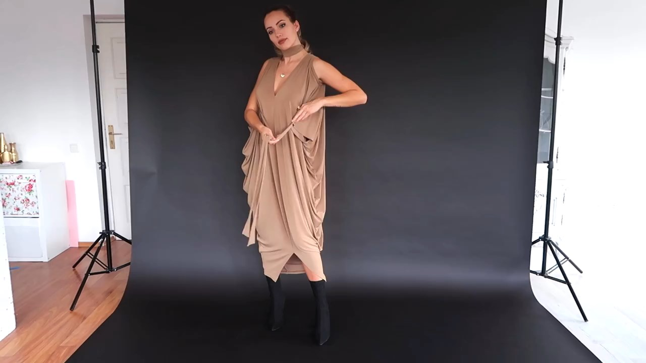 Multi Dress Hanna