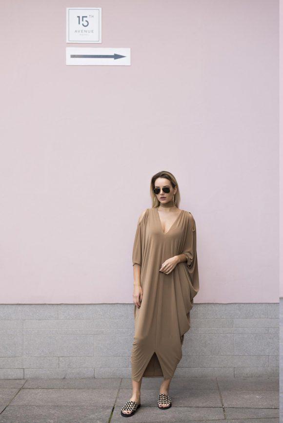 Convertible dress, Smart Casual Dress