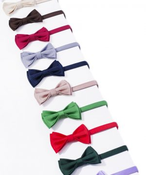 double bow ties