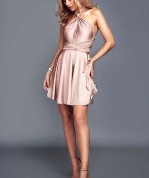 Bridesmaid dress, infinity dress, multiway dress