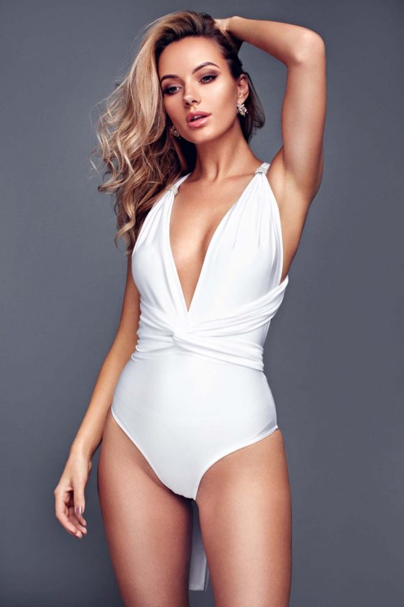 Infinity swimsuit, bridal swimsuit, bodytricot, multiway swimsuit, one piece swimsuit