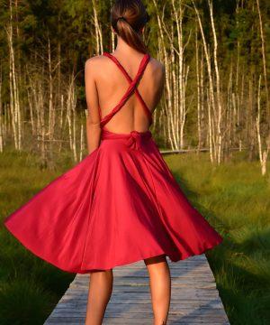 Bordeaux Infinity Dresss