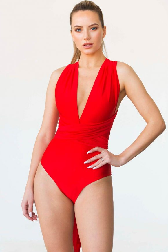 Convertible Swimsuit, Multiway Swimsuit, Infinity Swimsuit