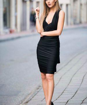 Multiway Pencil Dress, Infinity Dress