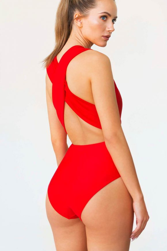 Multiway Swimsuit, Open Swimsuit