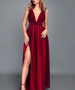 Elegant dress, infinity dress, prom dress