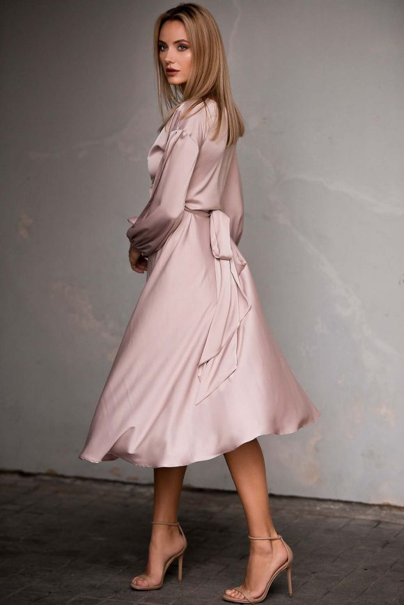 Mid Length Dress, City Dress