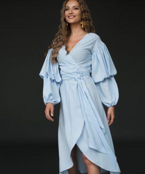 Blue Wrap Over Prom Dress Copy (fileminimizer)