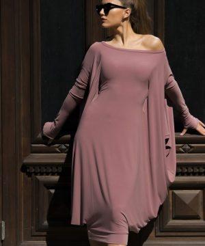 Convertible Dress Rose Gold 2 580x870