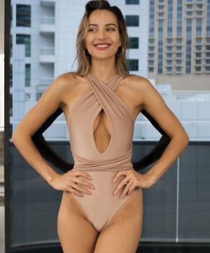 Infinity Bathing Suit