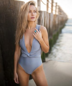 Sexy Open Bathing Suit