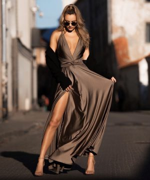 Convertible Dress For Women Top To Bottom