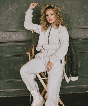 Velour Trousers For Women Top To Bottom