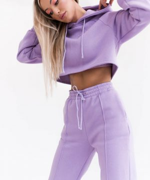 Lilac Loungewear For Women Top To Bottom