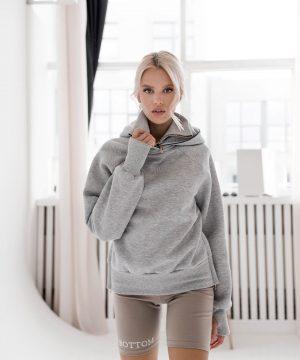 Loungewear For Women Grey Taupe Ttbfashion