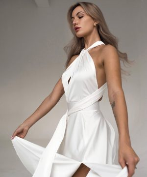Pearl White Wedding Dress Ttbfashion