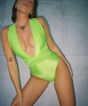 More Open Bathing Suit For Women